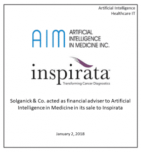 Insipirata acquires AIM